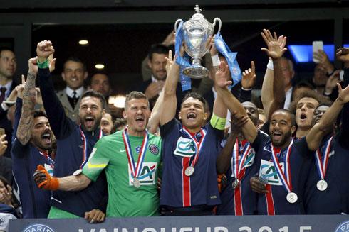 PSG đoạt Cup Quốc gia, lập cú ăn ba quốc nội