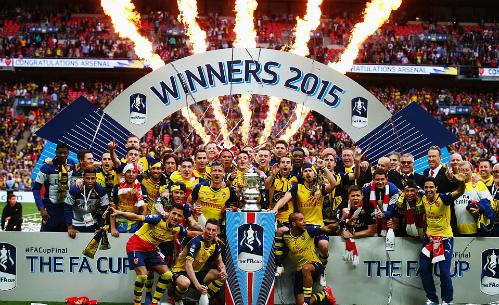 Arsenal đoạt Cup FA sau màn huỷ diệt Aston Villa
