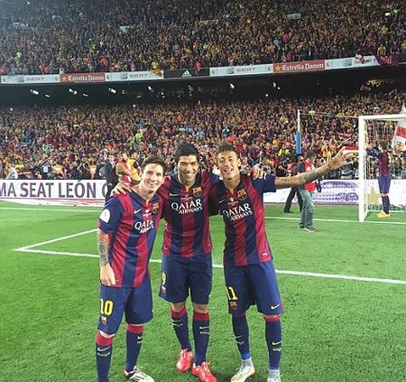 Bộ ba MSN phá kỷ lục của Ronaldo, Benzema, Higuain