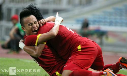 Huy Toàn muốn gieo ác mộng cho U23 Malaysia