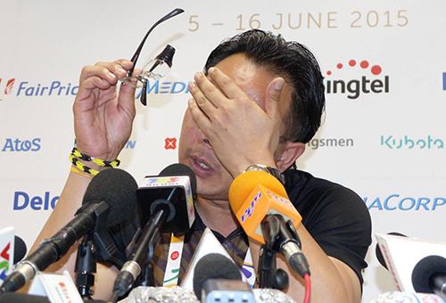 HLV của U23 Malaysia: 'Không thể ngờ lại thảm bại tới 1-5'