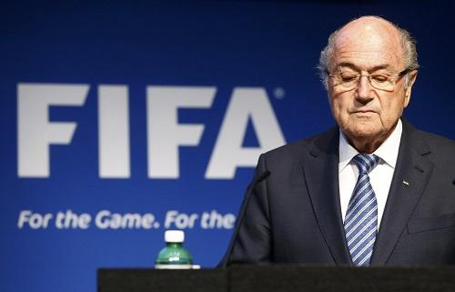 Sepp Blatter bị điều tra tham nhũng ở Mỹ