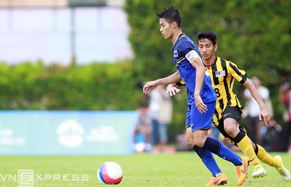 U23 Thái Lan dồn U23 Malaysia vào cửa tử