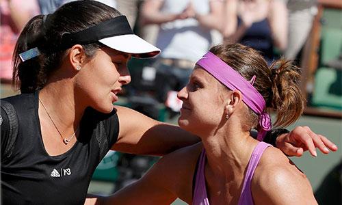 Roland Garros tiễn 'đoá hồng Serbia', Serena vào chung kết