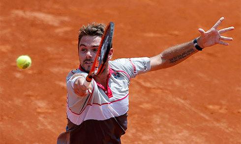 Wawrinka lần đầu tiên vào chung kết Roland Garros