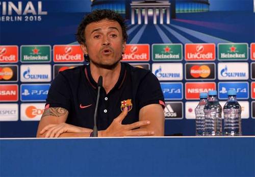 Enrique: 'Đội nắm bắt tốt hơn sẽ vô địch Champions League'