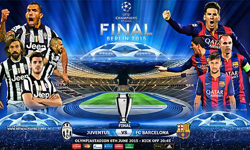 Barcelona - Juventus: Chiến thắng cho sự vẹn toàn