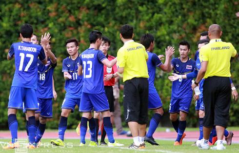 U23 Thái Lan giành vé đầu tiên vào bán kết