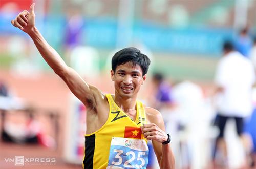 Nguyễn Văn Lai: Phá kỷ lục 22 năm ở SEA Games nhờ luyện dưới nắng Hà Nội