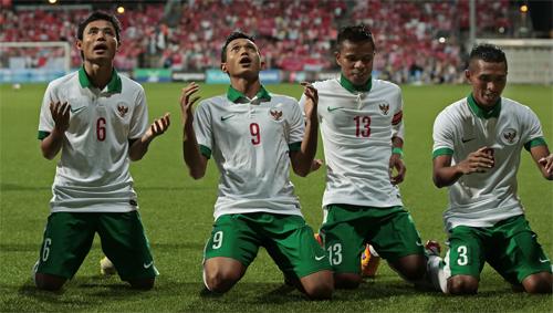 Chủ nhà U23 Singapore bị loại ngay vòng bảng