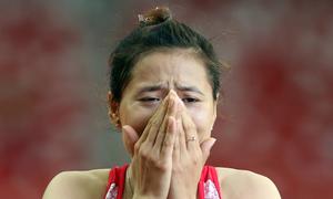 Bí quyết hai lần đạt chuẩn Olympic của Nguyễn Thị Huyền