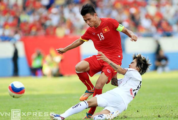 U23 Việt Nam 1-2 U23 Myanmar: Vận may đã ngoanh mặt với U23 Việt Nam
