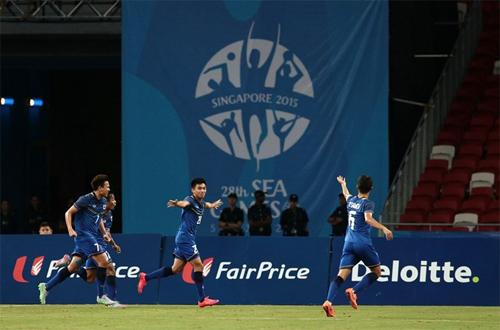 Video: U23 Thái Lan vs U23 Indonesia