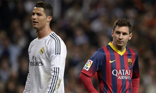 Messi tuyên bố không ganh đua với Cristiano Ronaldo