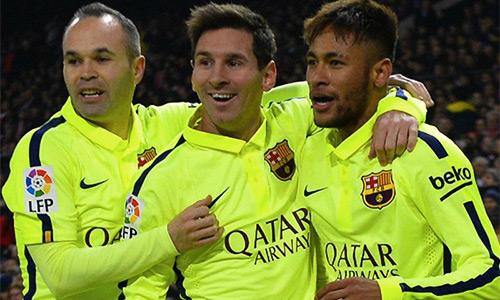 Neymar sắp lĩnh lương cao thứ nhì tại Barca