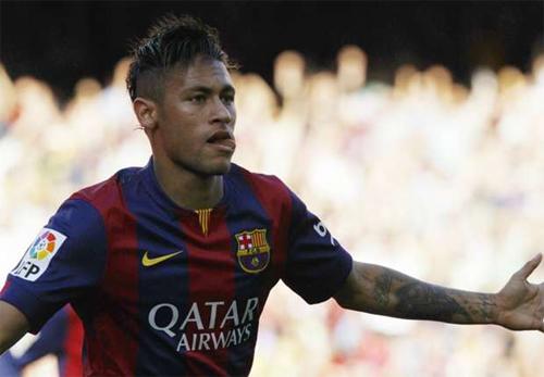 Bốn đại gia liên lụy vì Neymar