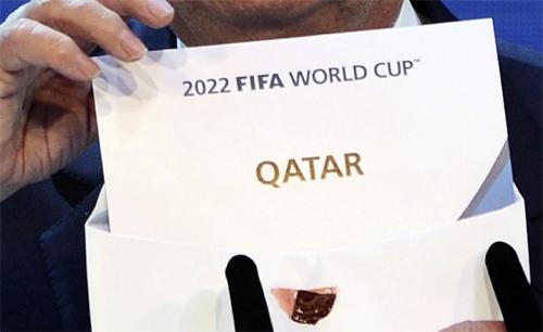 Qatar dính nghi án mua phiếu bầu tổ chức World Cup 2022