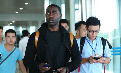 Than Quảng Ninh sẵn sàng gặp đội của Andy Cole