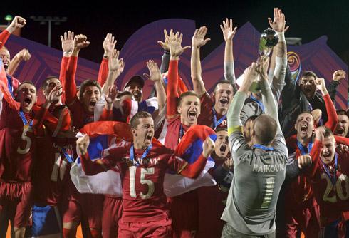 Video: U20 Brazil vs Serbia U20