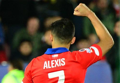 Chile đại thắng trong ngày Alexis Sanchez giải cơn khát bàn thắng