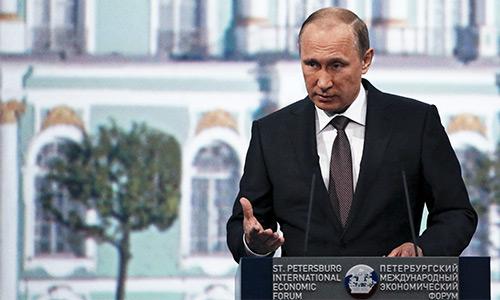 Putin: 'Nga trung thực trong cuộc đua đăng cai World Cup'