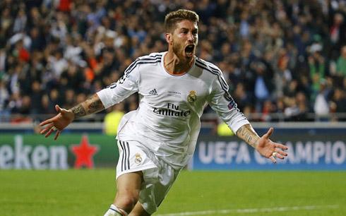 Man Utd ra giá 47 triệu đôla cho Sergio Ramos