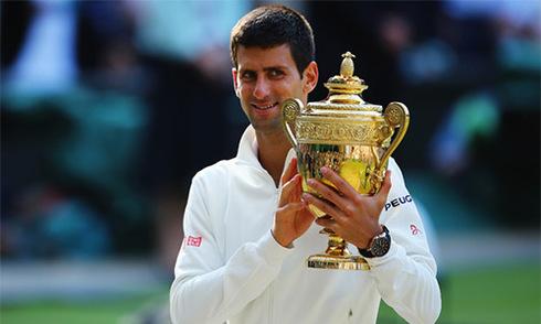 Djokovic - Ứng cử viên số một cho ngôi vô địch Wimbledon