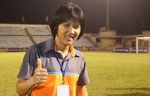 Đoàn Thị Kim Chi: Người truyền lửa của bóng đá nữ TP HCM