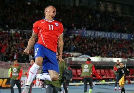 Chile vào chung kết Copa America sau 28 năm