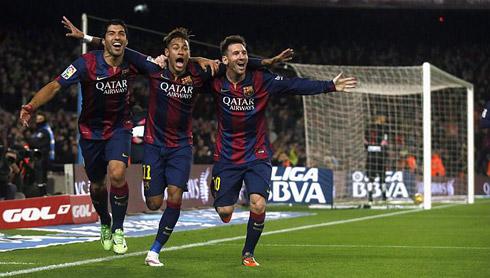 Real trầm lặng dưới bóng Barca