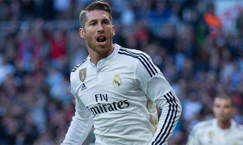 Real hét giá kỷ lục cho Ramos
