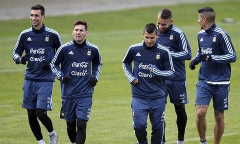 Chile dùng phần mềm đặc biệt để có thể vô hiệu hóa Messi