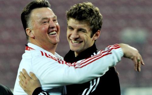 Man Utd chuẩn bị sẵn 200 triệu đôla để rước Muller