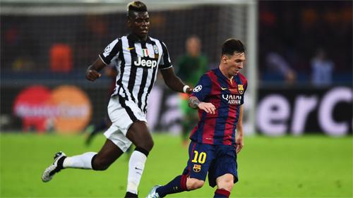 Barca chia rẽ vì Pogba và Turan
