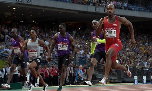 Đối thủ của Usain Bolt chạy 100m nhanh thứ nhì trong năm 2015