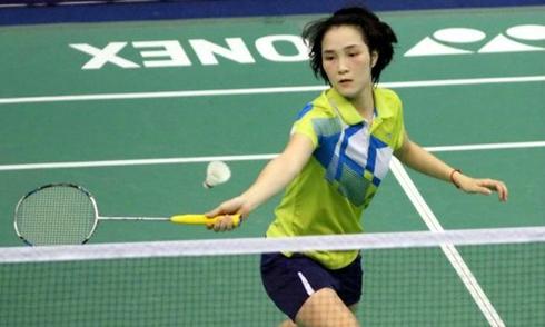 Vũ Thị Trang vô địch giải cầu lông White Nights tại Nga