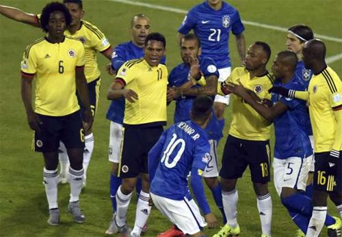 HLV Dunga không cho Neymar kháng án treo giò