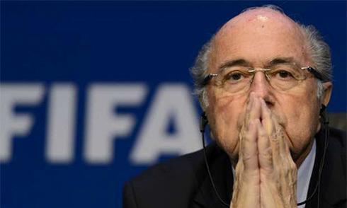 Blatter thừa nhận sợ bị FBI bắt giam