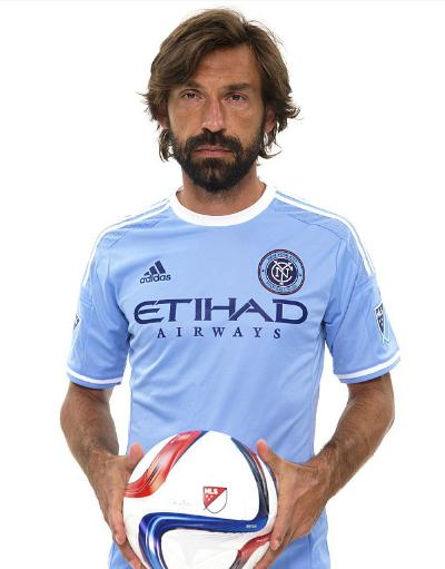 Pirlo gia nhập New York City, sát cánh cùng Lampard, Villa