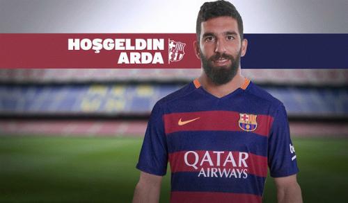 Barcelona mua Arda Turan giá 45 triệu đôla