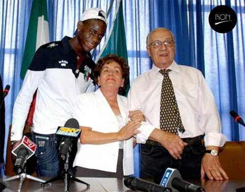 Balotelli được nghỉ thêm do bố nuôi qua đời