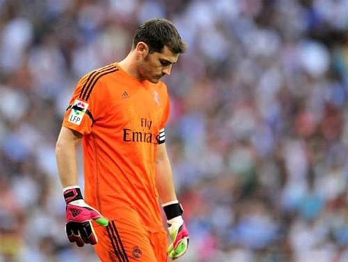 Mất vị trí tại Real, Casillas chuẩn bị gia nhập Porto