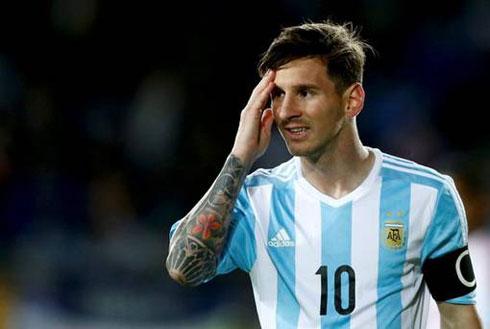 Messi: 'Không gì đau hơn việc thua một trận chung kết'