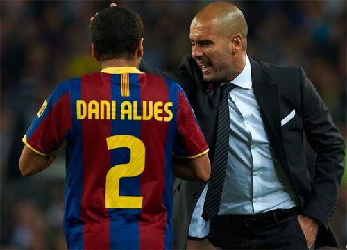 Guardiola suýt dẫn dắt đội tuyển Brazil