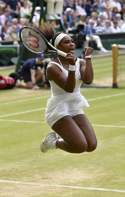 Serena đụng độ Sharapova ở bán kết Wimbledon