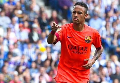 Neymar đặt mục tiêu giành cú ăn sáu năm nay