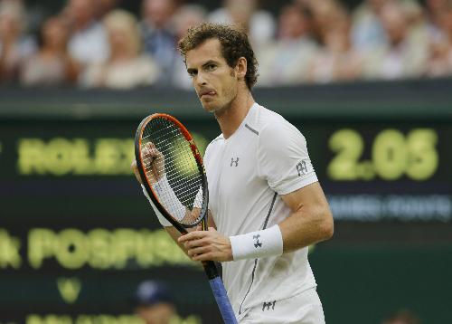 Murray tự kỷ ám thị: 'Hạ Federer là điều hiển nhiên'