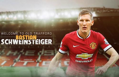 Man Utd xác nhận đã mua được Schweinsteiger