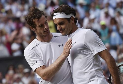 Federer đả bại Murray, vào chung kết gặp Djokovic