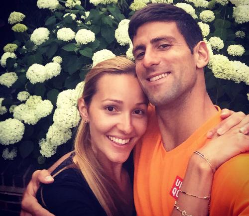 Novak Djokovic: 'Hãy kết hôn và có em bé'